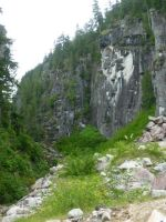 Cliff II by redwaterkarneval