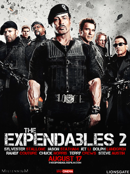 TheEXPENDABLES2-LuchinoArtwork2012 by Luchino33