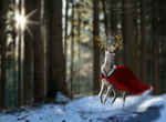 {CE} King of the Forest by Bela-designs