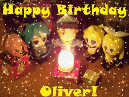 Happy Brithday Oliver! by TashaAkaTachi