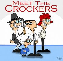 Meet The Crockers by Mr-Crocker