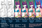 Commission types and Prices by Pinkuh