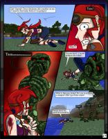 Minecraft: The Awakening Pg17 by TomBoy-Comics
