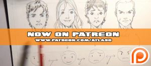 How to Draw Expressions (Now on Patreon) by Atlas0