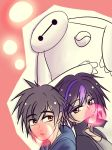 .: Big Hero 6 // You n' me with Bubbles :. by Innocentfate
