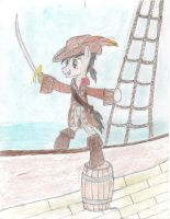 A pirates life for me! by BrogarArts