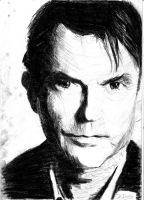 Sam Neill by spazizoner