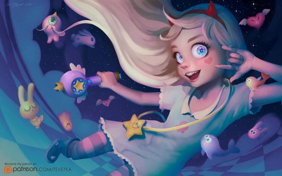 Star vs Forces of Evil by Tsvetka