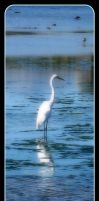 Heron Bookmark by smexi-chika