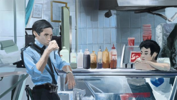 Chungking Express by benkate