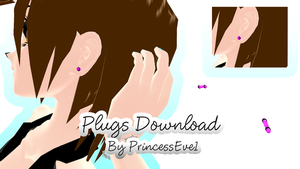 Plugs + DL by PrincessEve1