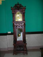 Grand Grandfather clock by ElysiumKnight