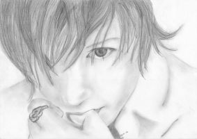 Gackt by vilicia