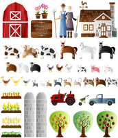 Simple Farm Pack by Viscious-Speed