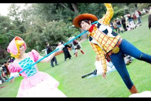 Toy Story - Come here Babe by ShinjiNagi