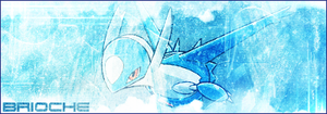 Signature Latios by SuperBrioche