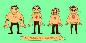 Zacharie fanons by DOXOPHILIA