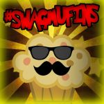 SwagMuffin Icon Free To Use by Speedy-Hedgehog