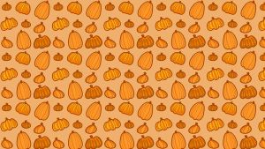 Pumpkin wallpaper by zambicandy