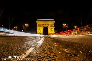 L'Arc De Triomphe by cupplesey