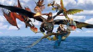 HTTYD 2 by Lifelantern