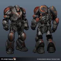 Terran Republic MAX by Hebime
