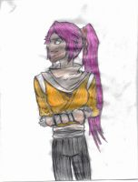 Yoruichi- Please forgive me by The5IsSi5lent