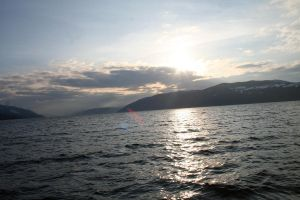 Loch Ness... by Cora-Leigh