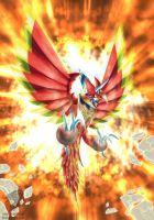 Falzar power by SonicXEmerald