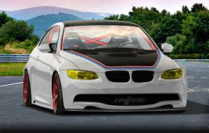 BMW M3 E92 by ilPoli