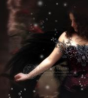 Angel's sorrow by Fae-Melie-Melusine