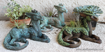 Mossback Plant Keepers by emilySculpts