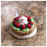 Miniature Fruit Tart by TeenyTinyEats