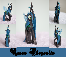Chrysalis MLP:FiM Custom by alltheApples