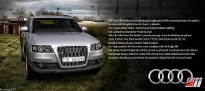 The Audi allroad 2007 by 3DEricDesign