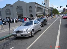 Mercedes CL55 by BadMawthaFucka
