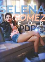 Selena Gomez For PDR by Crazed-Artist