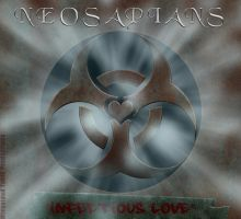 Neosapians CD cover by genecapone