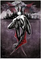 Batman Beyond by Leadjunky