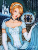 Cinderella by maxicarry