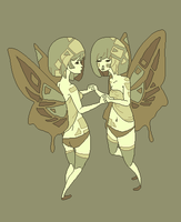 fairies again by ikoe