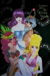 DIOSES: The Goddesses of Love and Beauty by ehatsumi