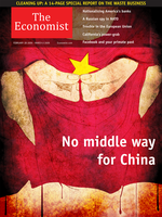 No Middle Way for China by wendystolyarov