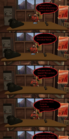 Ask Cole: Page 1 by DarkPhantom568