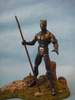 Black Panther Marvel Legends by cusT0M