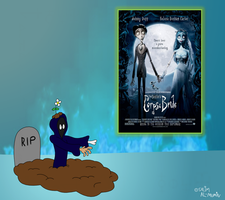 Cloaked Critic Reviews Corpse Bride by TheUnisonReturns