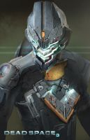 Dead Space 3 (fake) by fgao1