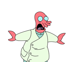From The Desk Of John Zoidberg by LeeRoberts