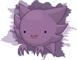 Request- Haunter by Digillama