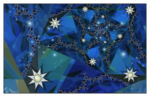 UF Chain Pong 33 - Starry Starry Night by Velvet--Glove